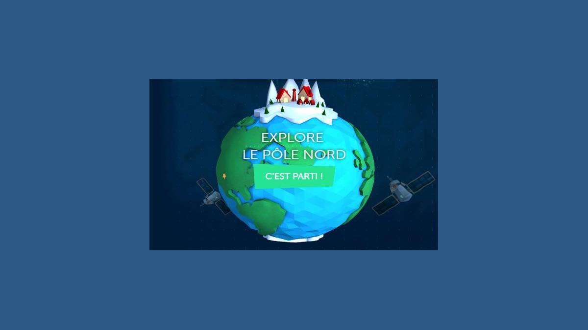 Suivre le père Noël sur les radars du Norad