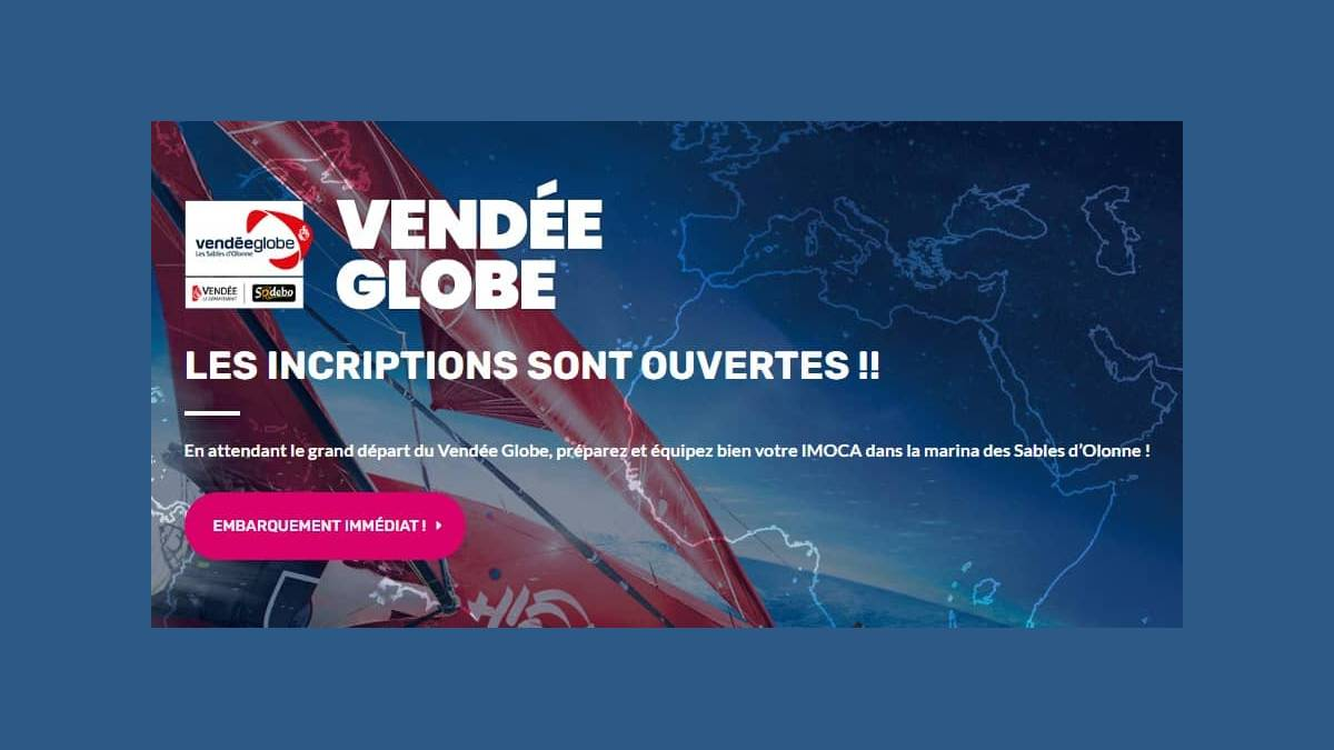 Vendée Globe 2020-2021 sur Virtual Regatta Offshore