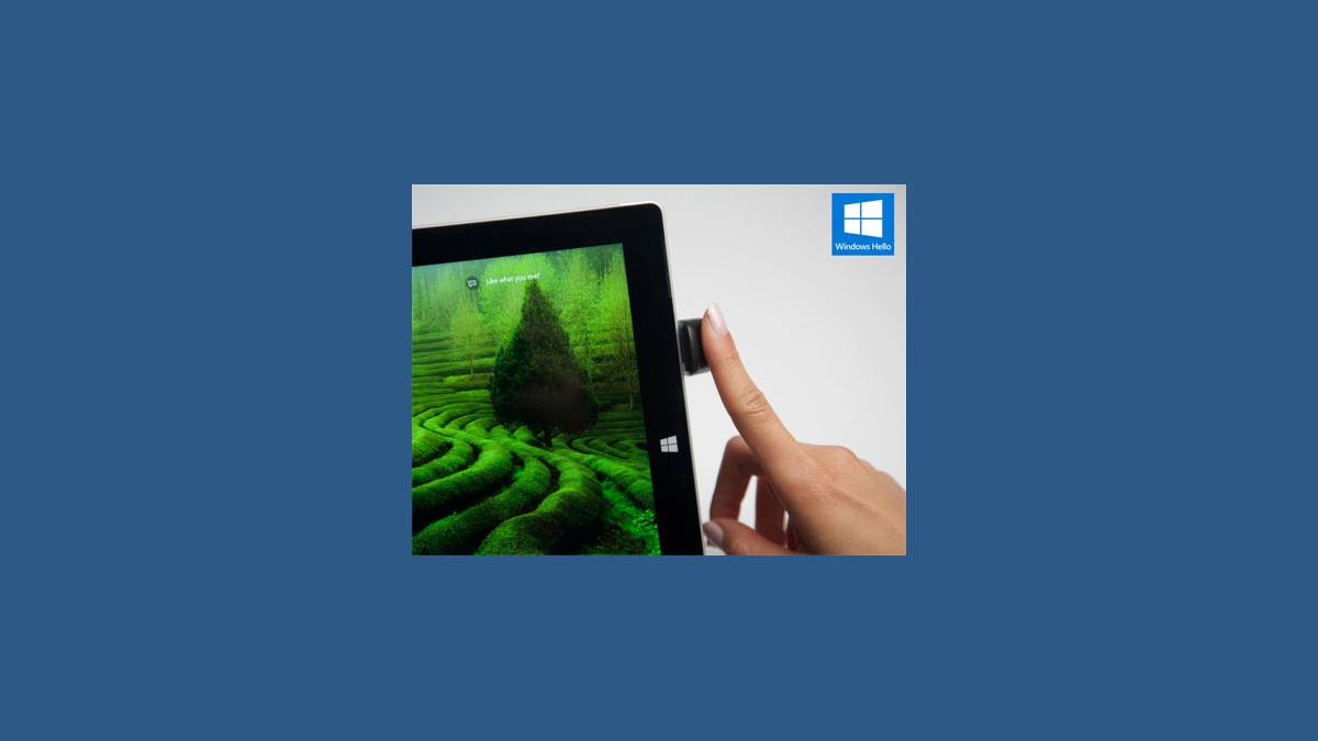 BIO-key lecteur d'empreintes Windows Hello