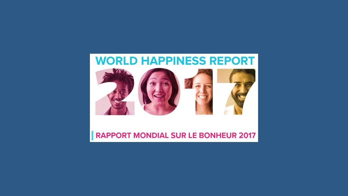 Capture logo World Happiness Report 2017