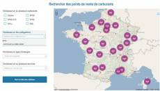 Comparateur prix-carburants.gouv.fr