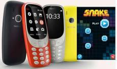 Nokia 3310 Reborn et le jeu Snake