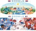 Doodle Finale Coupe du monde 2018
