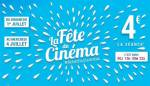 Fête du cinéma 2018 (34e édition)
