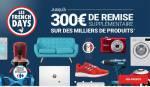 Les French days chez Rue du Commerce