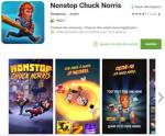 Nonstop Chuck Norris sur Android