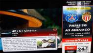 Capture Canal Plus sur TV Samsung