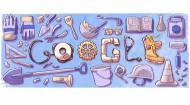 Doodle fête du Travail 2018 sur Google