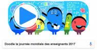 Doodle journée mondiale des enseignants