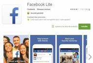 Android Facebook Lite Google Play