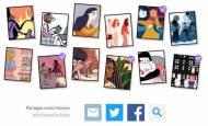 Doodle Google journée internationale des droits des femmes 2018