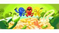 Doodle Google Pad thaï