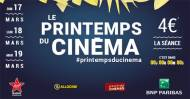 20ème édition du « Printemps du Cinéma »