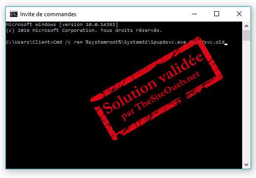 Erreur 802400b avec Windows Update